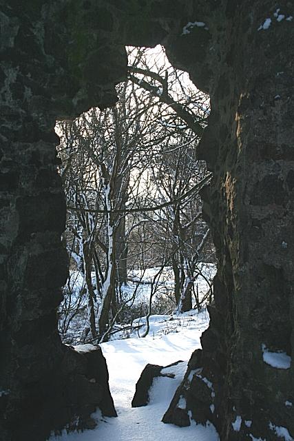 Ruinous Arch