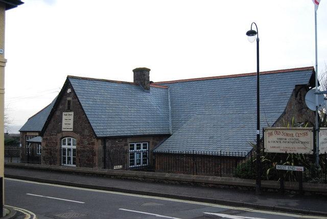 Public Library, West End, Porlock