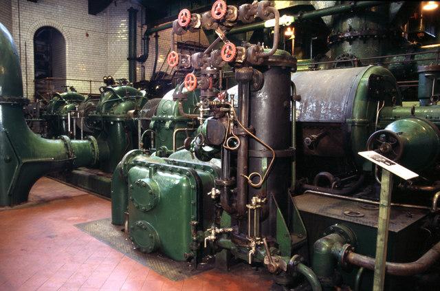 Kempton Park Pumping Station