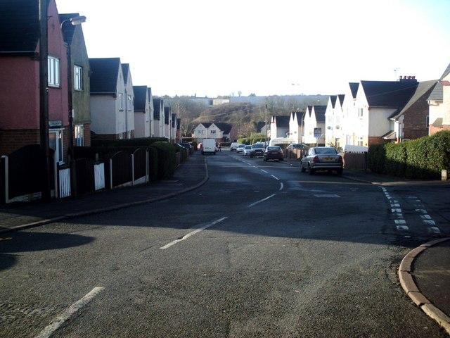 Mackenzie Street, Derby
