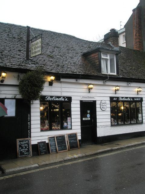 Belinda's 16th Century Restaurant
