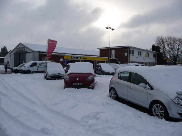 Tiverton : Devco Renault Dealership