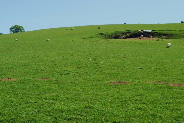 Upland grazing with its own well