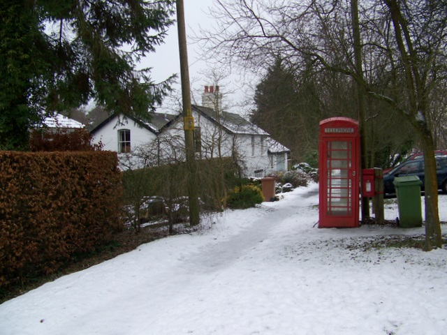 Telephone box, Crampmoor
