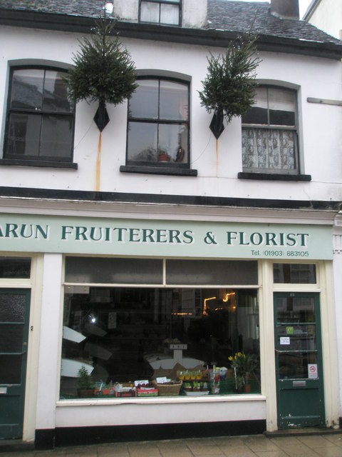 Greengrocers in Tarrant Street