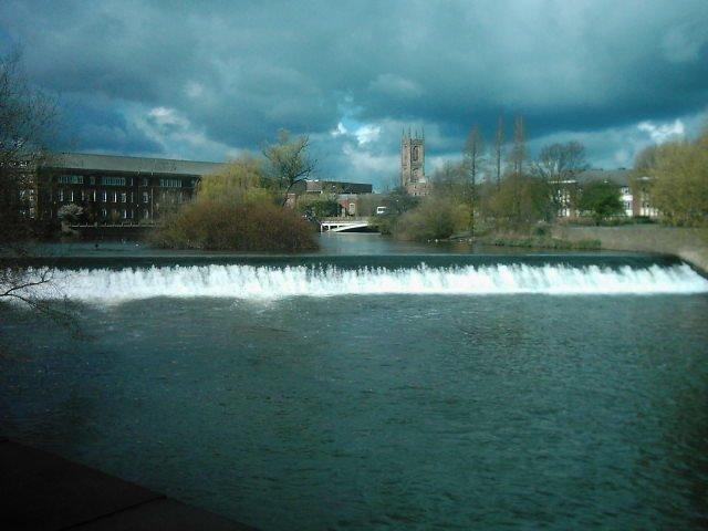 Weir, Derby