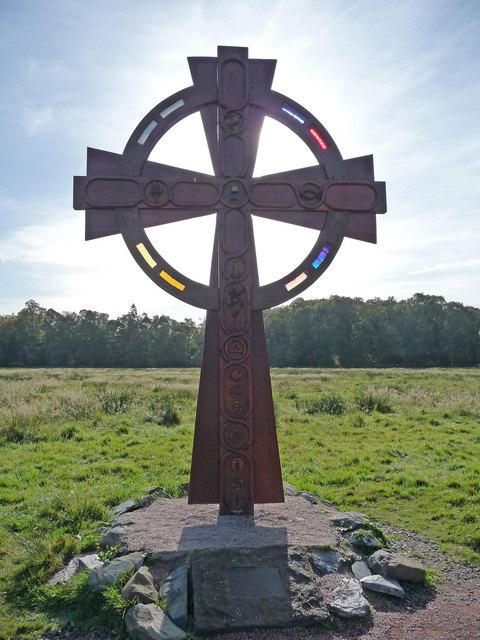 Cross on Luss Glebe