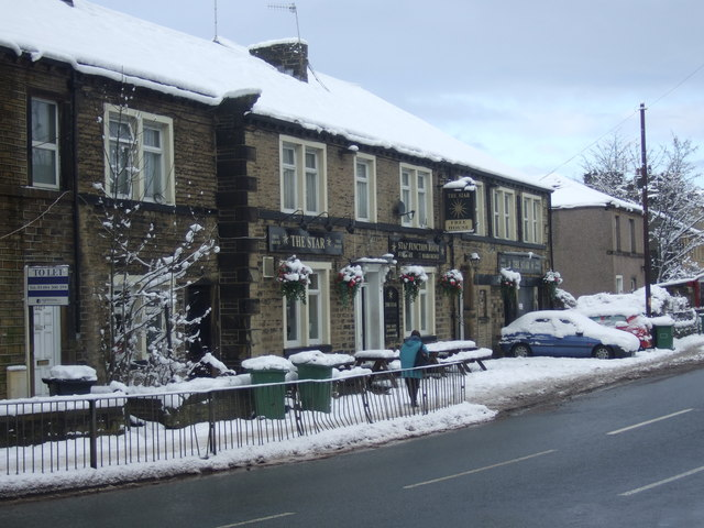 The Star Inn, Manchester Road, Slaithwaite