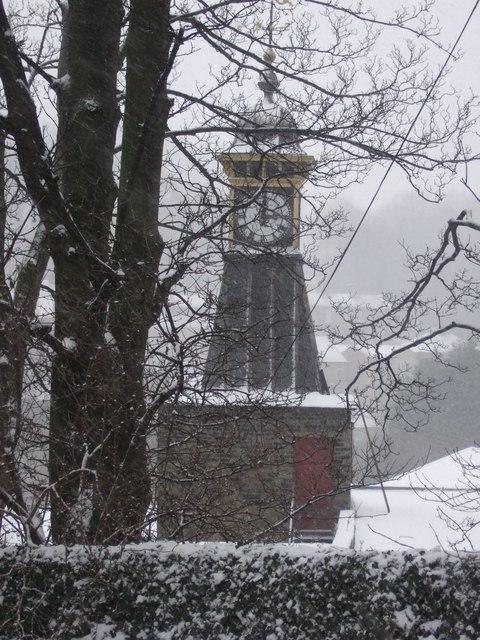Clock Tower, Crimble, Slaithwaite