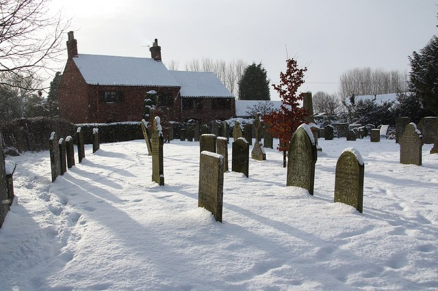 All Saints' churchyard