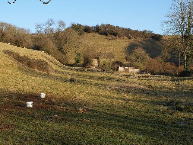 Upper Chalkley Cottages