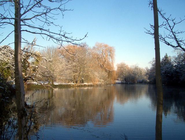 Mongewell Lake