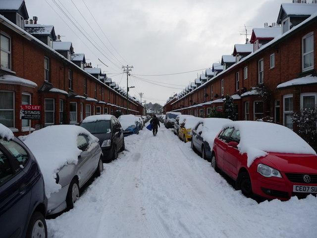 Tiverton : John Street