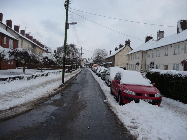 Tiverton : Wellbrook Street