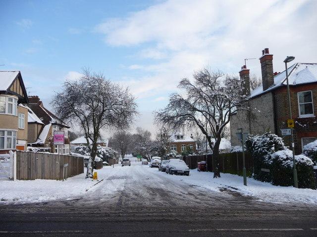 Tudor Road, Barnet