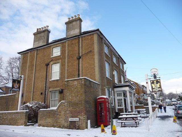 The Hadley Hotel, Hadley Road, Barnet
