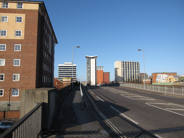 Central Bridge, Southampton