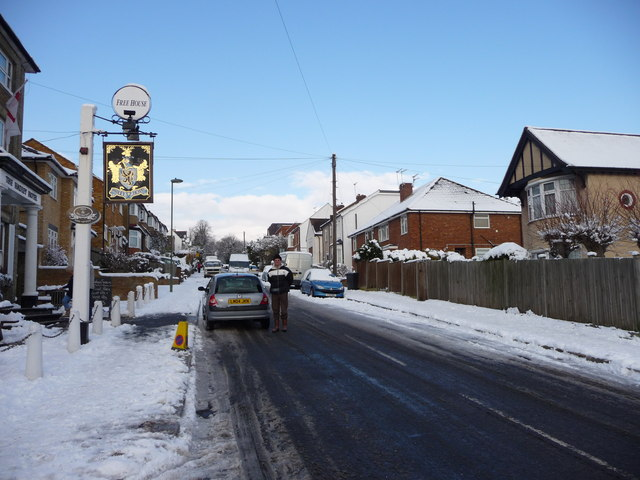 Hadley Road, Barnet