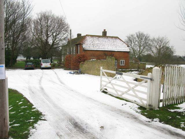Parsonage Farm, Marshborough