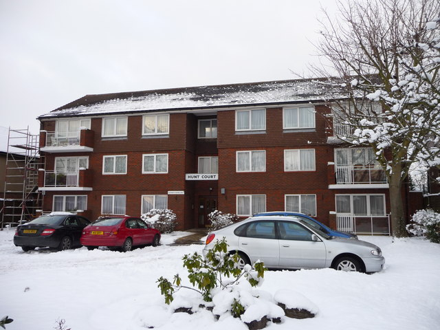 Hunt Court, Chase Side, Southgate, London N14