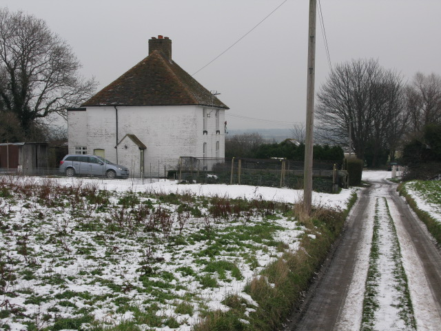 Parsonage Cottages, Marshborough