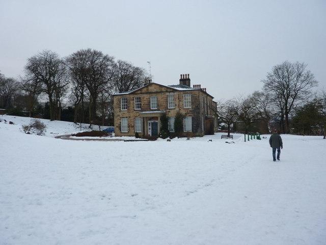 Oak Hill Park, The Mansion