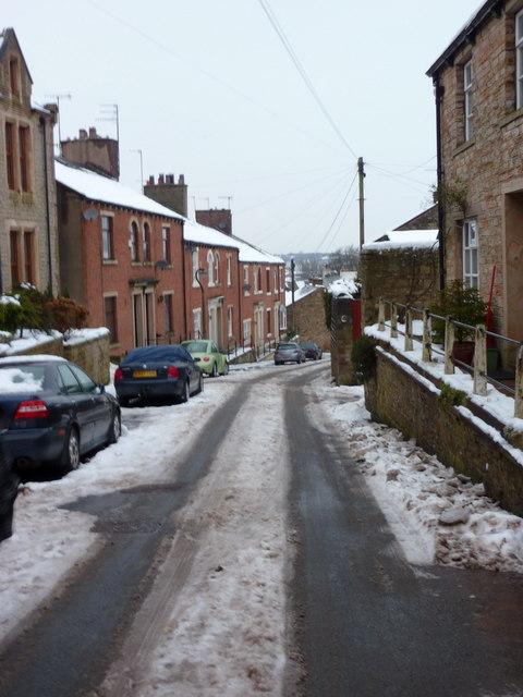 Hollins Lane, Accrington