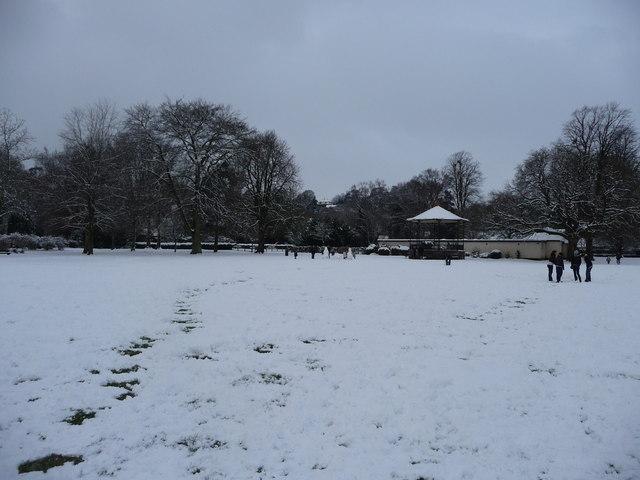 Tiverton : Westexe Park
