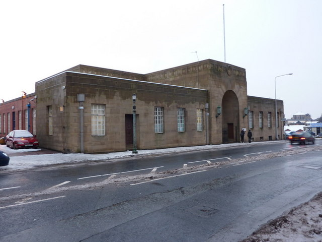 Magistrates Courts and Police Station, Accrington