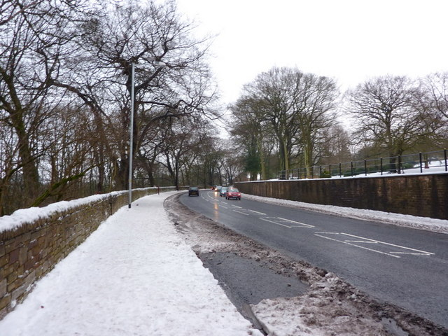 Manchester Road, Accrington