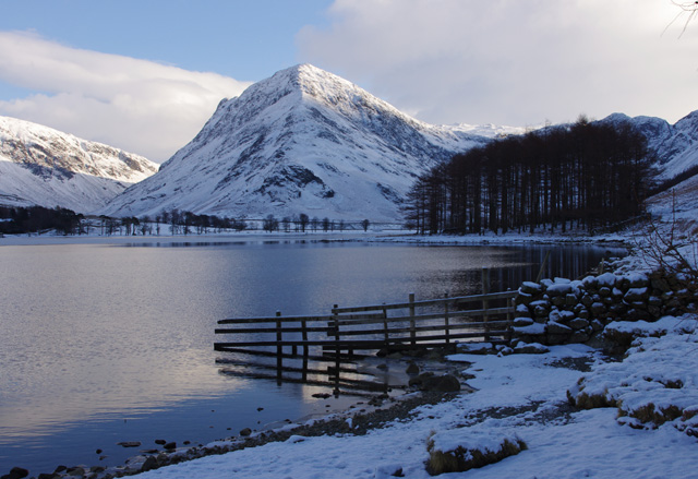 Buttermere and Fleetwith Pike