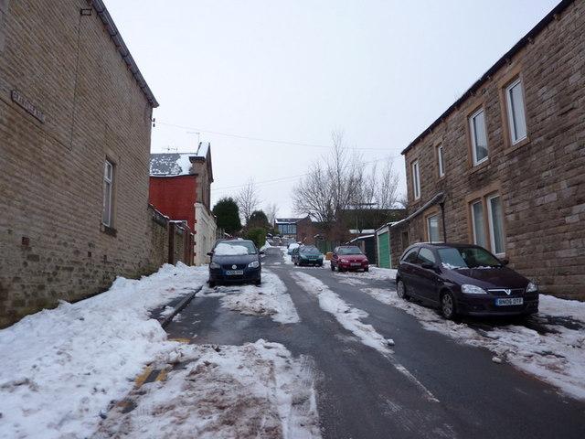 Granville Road, Accrington
