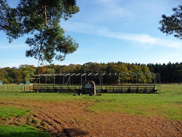Luss Highland Gathering showground