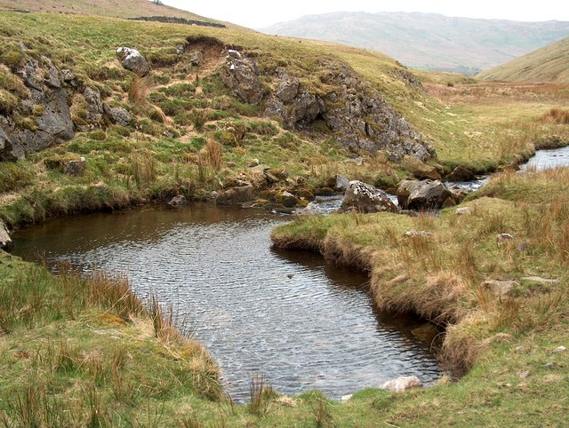 Part of Barkin Beck reappears