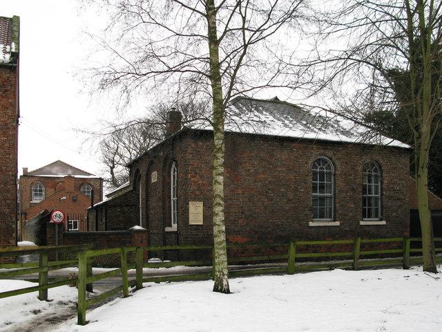 Zion Church Hall, Northallerton
