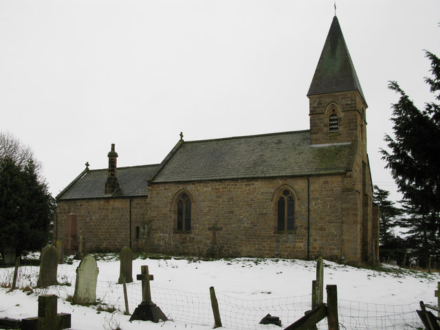St Michael & All Angels, North Otterington