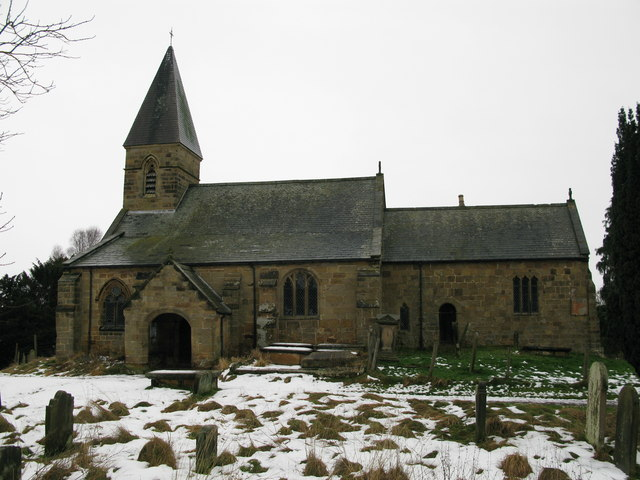 St Michael & All Saints, North Otterington