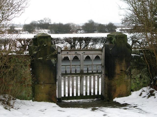 Church Gate, North Otterington