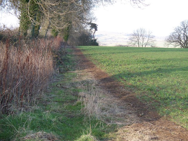 Footpath to Whichford