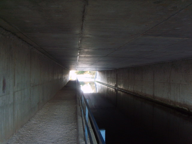 Under the Motorway