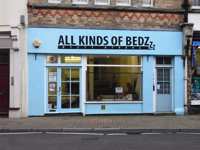All Kinds of Bedz, 99a The High Street, Ilfracombe