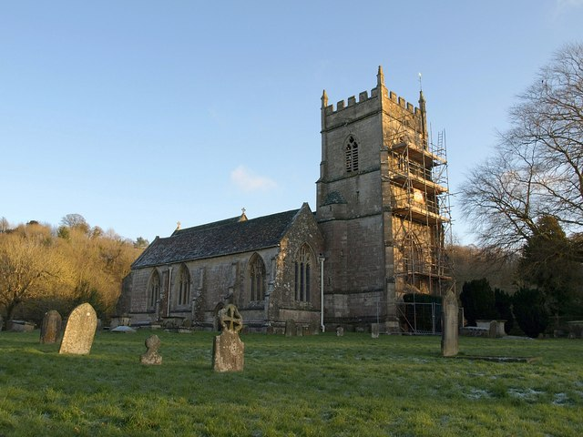 St James' Church, Horton