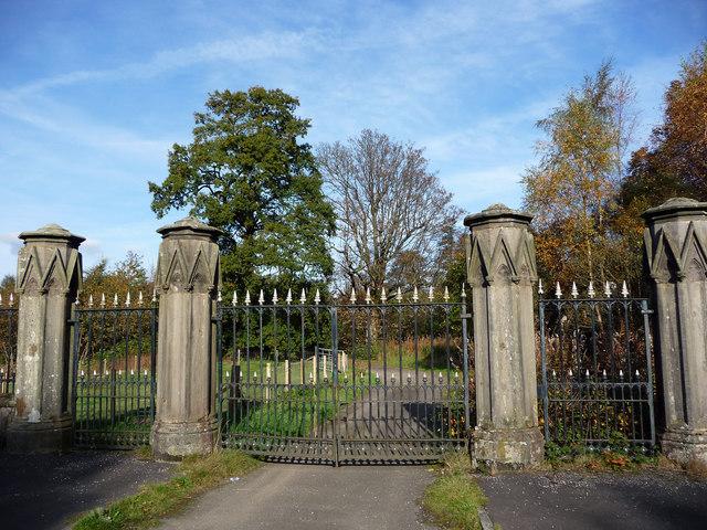 Gates to Arden House