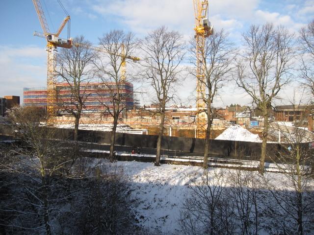 Development outside the Northgate