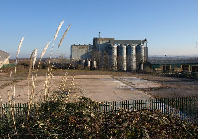 Factory, Sowton Estate