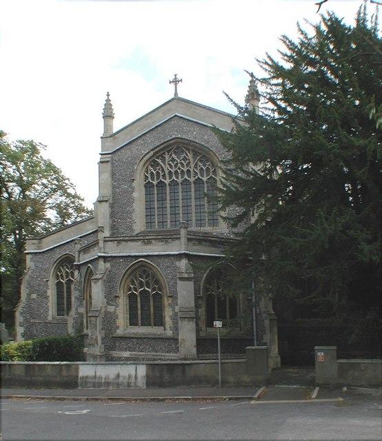 All Saints, Carshalton