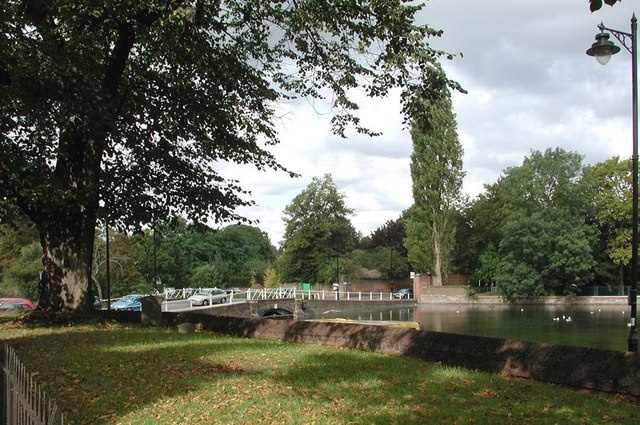 Carshalton Pond