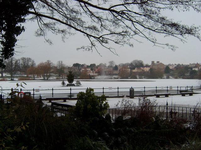 Diss Mere - When Winter Calls.