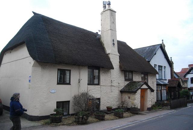 Myrtle Cottage, Porlock