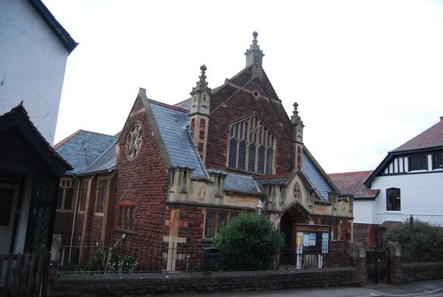 Porlock Methodist Church